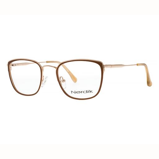 Rama de ochelari din metal pentru femei Nordik