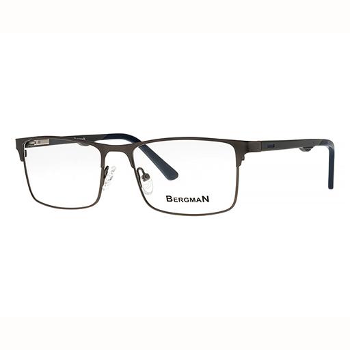 Rama de ochelari gri pentru barbati Bergman 5608-C3
