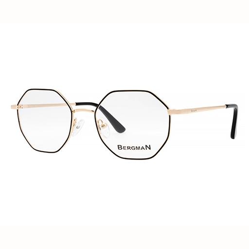 Rama de ochelari pentru femei hexagon Bergman 5653-C3