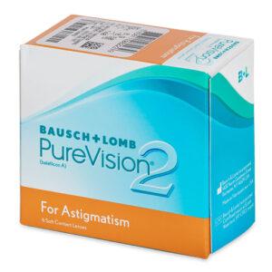 Lentile Pure Vision2HD Astigmatism